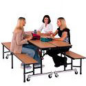 Convertible Bench Tables by Midwest