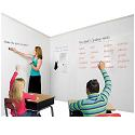 Dry Erase Porcelain Steel Panels by Best-Rite