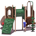 Click here for more Deer Creek Playground in Natural Colors by UltraPlay by Worthington