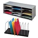 Click here for more Desk Organizers by Sandusky Buddy by Worthington