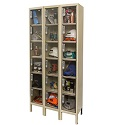 DigiTech Safety-View Plus Six-Tier 3-Wide Lockers by Hallowell