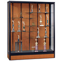 Click here for more Elite Freestanding Display Case by Best-Rite by Worthington