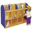 Colorful Essentials Double-Sided Book Stand by ECR4Kids