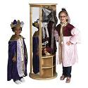 Dress Up Carousel by ECR4Kids