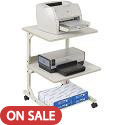 Click here for more Dual Laser Printer Stand - Deluxe by Balt by Worthington
