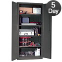 Click here for more DuraTough Galvanite Series Storage Cabinets by Hallowell by Worthington