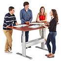 Elegante XT Electric Adjustable Conference Table by RightAngle