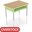 Click here for more Apple Elemental Desk Overstock Sale by Smith System by Worthington