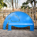 Click here for more Elephant Bench by UltraPlay by Worthington
