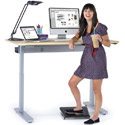 Click here for more Elevate 2 Electric Lift Tables by Anthro by Worthington
