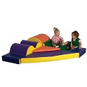 Click here for more SoftZone Rolling Hills Corner Climber by ECR4Kids by Worthington