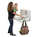 Click here for more Horizontal Wall Mounted Changing Station by ECR4Kids by Worthington
