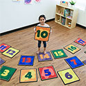 Click here for more 1-2-3 Carpet Squares by ECR4Kids by Worthington