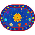 Click here for more Out of This World Carpet by ECR4Kids by Worthington