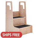 Click here for more Reach-Up Step Stool by ECR4Kids by Worthington