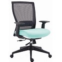 Click here for more MIA Series Mesh Back Executive Chair by OFD Office Furniture by Worthington
