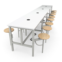 Endure Tables with Seats by OFM