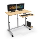 Ergo E. Eazy Sit-Stand Workstation by Balt