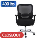 Click here for more Essentials Big & Tall Mesh Back Task Chair by OFM by Worthington