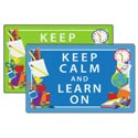 Click here for more Keep Calm and Learn On Carpet by Flagship Carpets by Worthington
