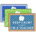 Click here for more Keep Calm? I Can't, I'm A Teacher Carpet by Flagship Carpets by Worthington