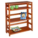 Flip Flop Folding Bookcases by Regency