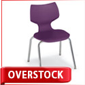 "Clearance Special- 18"" Flavors School Chairs by Smith System"