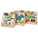 Flushback Pick-a-Book Stands by Jonti-Craft