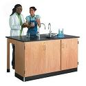 Forward Vision 3 School Science Workstations by Diversified