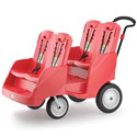 Click here for more Gaggle 4 Passenger Buggy by Foundations by Worthington