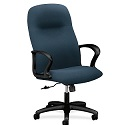 Click here for more Gamut Executive High-Back Chair by Hon by Worthington
