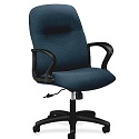 Gamut Managerial Mid-Back Chair by Hon