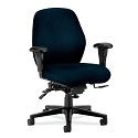 Click here for more 7800 Series Mid Back Task Chair by Hon by Worthington