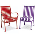 Hamilton Outdoor Chairs by UltraPlay