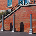 Hampton Series Bollards by UltraPlay