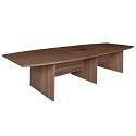 Click here for more Harmony Modular Boat-Shaped Conference Tables by Regency by Worthington