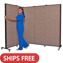 Click here for more Healthflex Privacy Screens by Screenflex by Worthington