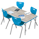 Click here for more Hierarchy Activity Tables by Mooreco by Worthington