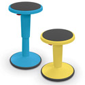 Click here for more Hierarchy Grow Adjustable Stool by Mooreco by Worthington