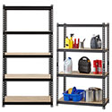 Click here for more Iron Horse 2300 Series Riveted Shelving System by Hirsh Industries by Worthington