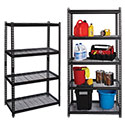 Click here for more Iron Horse 2300 Series Riveted Steel Wire Deck Shelving System by Hirsh Industries by Worthington