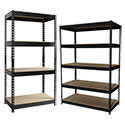 Click here for more Iron Horse 3800 Series Riveted Shelving System by Hirsh Industries by Worthington