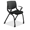 Motivate Nesting Flex-back Stack Chair by Hon