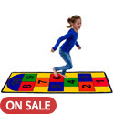 Click here for more Hopscotch Carpet by Learning Carpets by Worthington