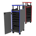 Click here for more Horizon Series Lectern Cart by Marco Group by Worthington