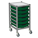 Click here for more Dynamis Single Cart Set by Gratnells by Worthington