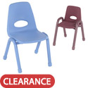 Click here for more Husky Series School Chair with Painted Legs by Smith System by Worthington