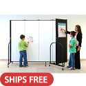 Click here for more Dry Erase Room Divider by Screenflex by Worthington