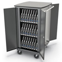 Click here for more iTeach High Capacity Tablet Cart by Balt by Worthington