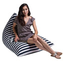 Click here for more Twist Outdoor Bean Bag Chair by Jaxx by Worthington